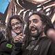 Alyz�e & Clem @ Hadra Trance Festival 2013 - 22 au 25 ao�t 2013 - Lans-en-Vercors (France) (Ph. Pureimage.be)