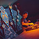 Hadra Trance Festival 2019 - 29 aout au 1er sept. 2019 - Vieure (03) (France) (Ph. PelliculedeLaetitia)
