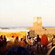 Sidi Kaouki - Free party sur la plage. (Ph. Tris)