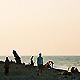 La plage au petit matin... (Ph. Dam)