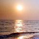 La plage au petit matin. (Ph. Tris)