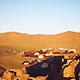 Le site du festival depuis les collines. (Ph. Tris)