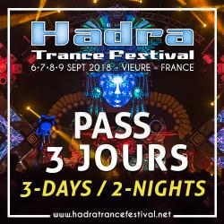 HADRA TRANCE FESTIVAL 2018...