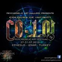 CO:IN Psychedelic Art Festival 2016