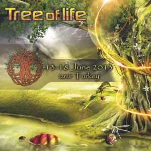 Ticket TREE OF LIFE FESTIVAL 2013