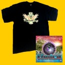 PACK T-SHIRT + CD Hadra trance Festival 2012