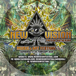 NEW VISION Music and Art Festival